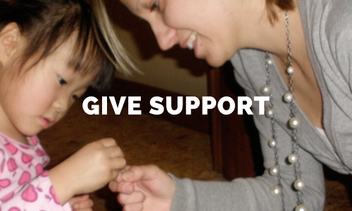 givesupport
